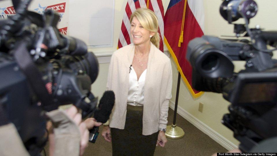 Texas Democrat Wendy Davis Is Officially Running For Congress
