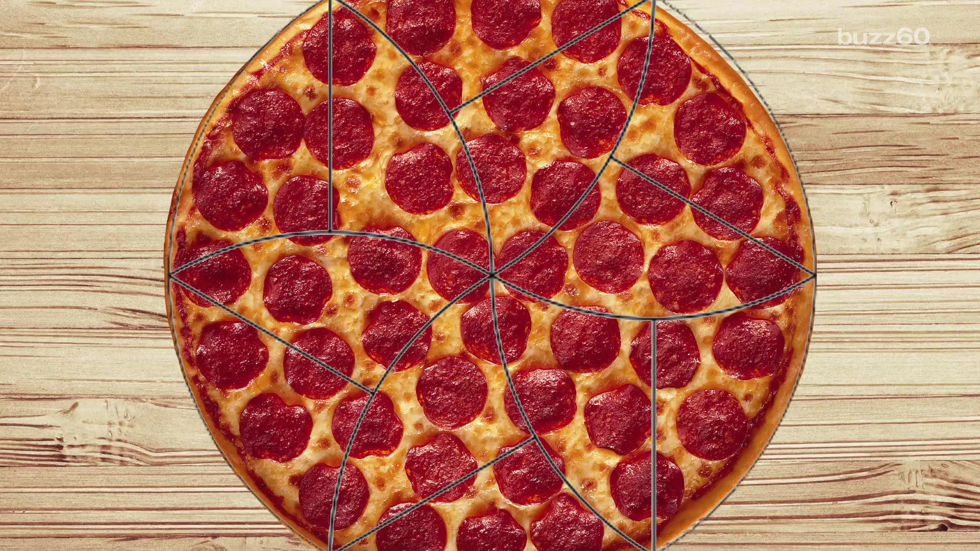 A Convincing Case For Cutting Your Pizza With Scissors