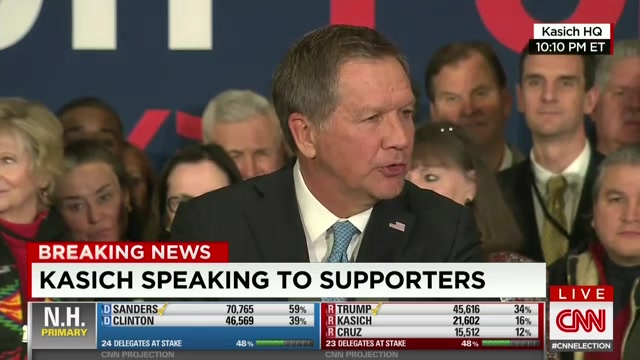 Compassionate Conservatism Roars Back: John Kasich Surprises In New Hampshire