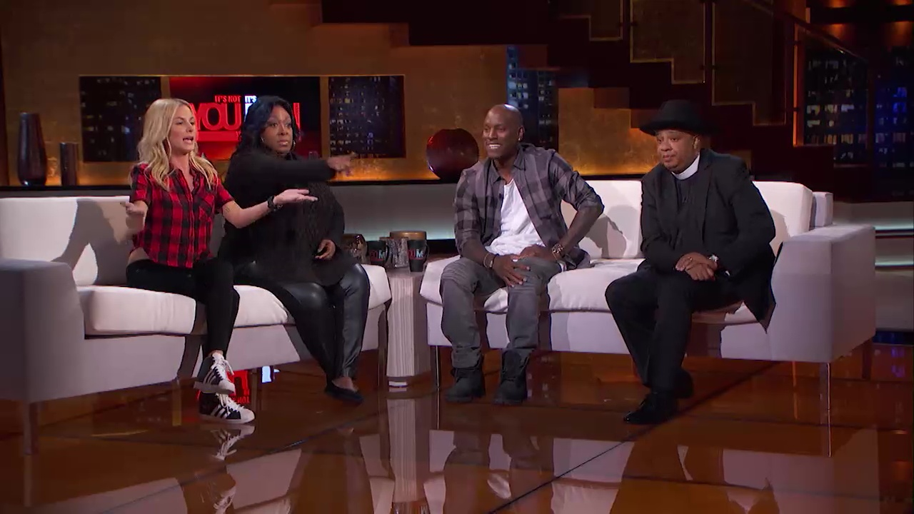 Two Comedians Duke It Out With Tyrese And Rev Run Over Traditional Gender Roles