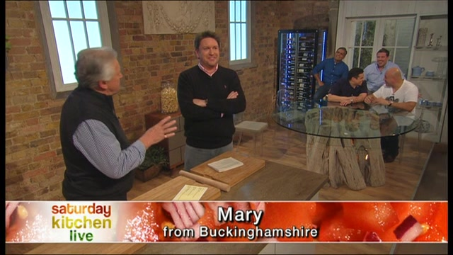 'Saturday Kitchen': James Martin Receives Hilarious All-Star Phone-In During His Last Episode