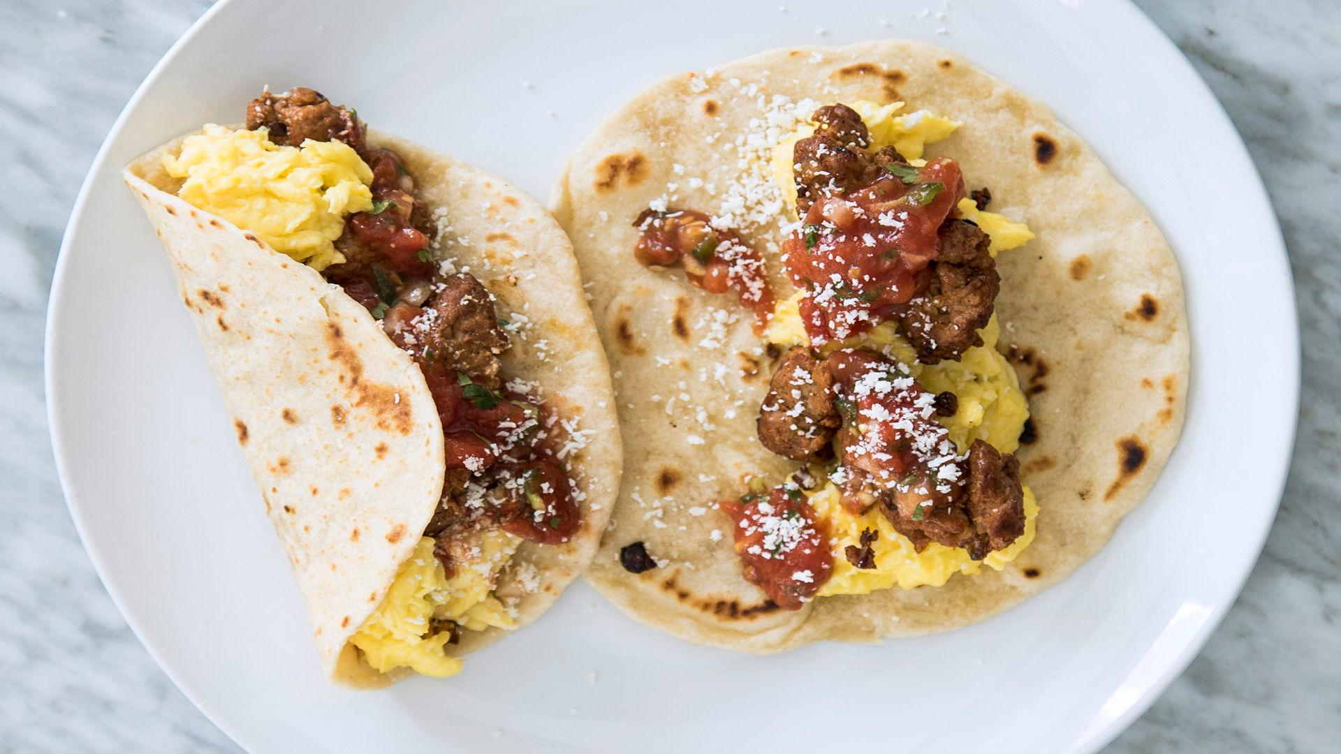 These Breakfast Taco Recipes Are Life's Reward For Getting Out Of Bed | HuffPost Life