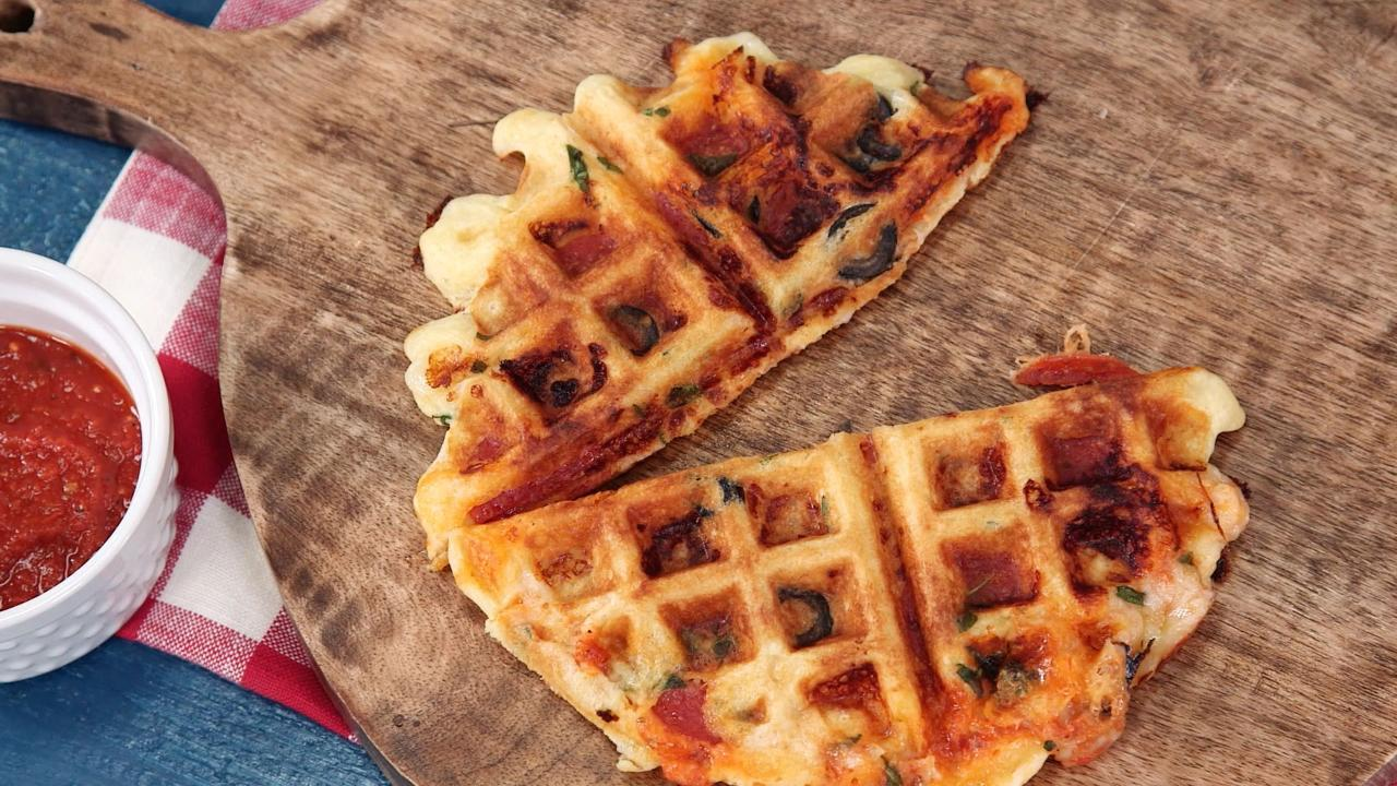 The Greatest Foods That Can Be Made In A Waffle Iron | HuffPost Life