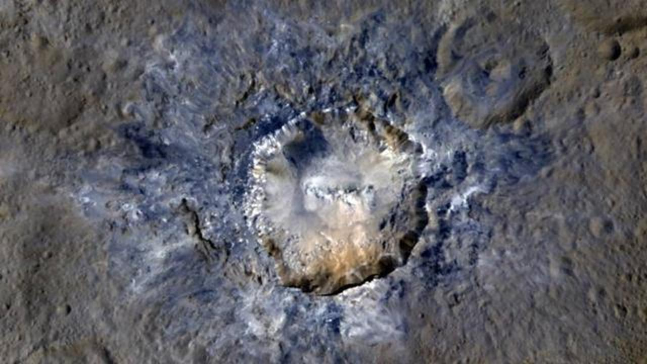 NASA Images Reveal Close-Up Look At Mysterious 'Bright Spots' On Dwarf Planet Ceres