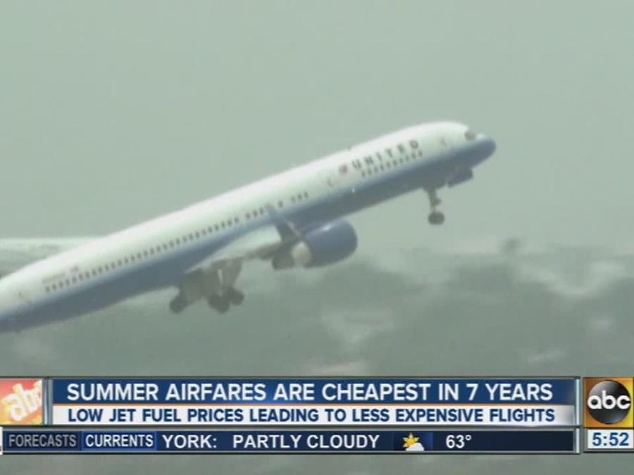 This Summer, Flights Will Be The Cheapest They've Been In 7 Years | HuffPost Life