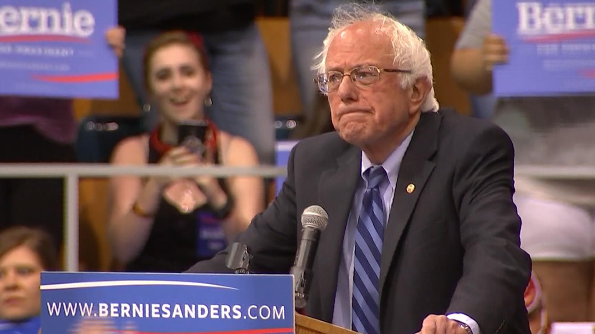 Bernie Sanders Wins West Virginia's Democratic Primary