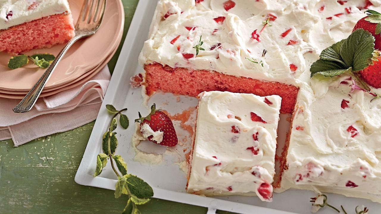 Sheet Cake Recipes Worthy Of The Biggest Celebrations | HuffPost Life