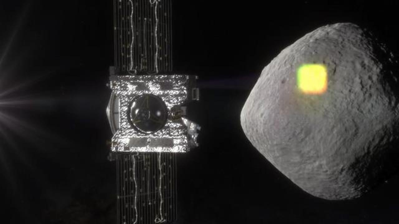 NASA Probe To Investigate Asteroid That Could Eventually Hit Earth