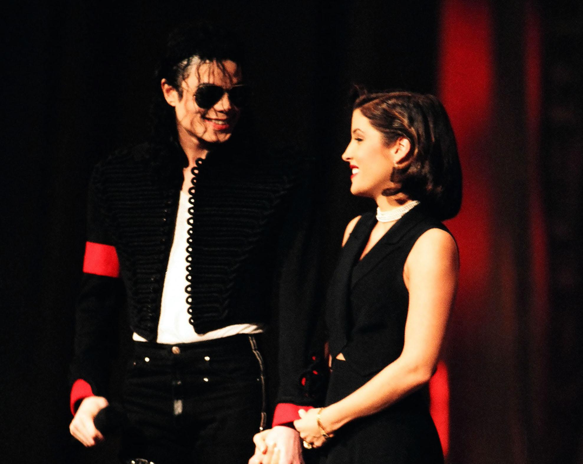 Lisa Marie Presley On The Extreme Highs And Lows Of Being Married To Michael Jackson