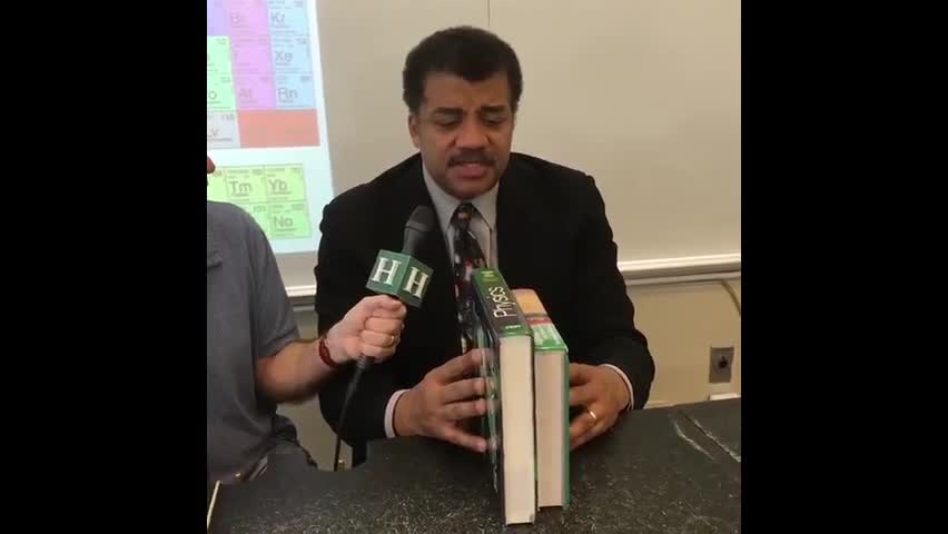 Neil DeGrasse Tyson Reveals How Schools Can Improve Their Science Teaching
