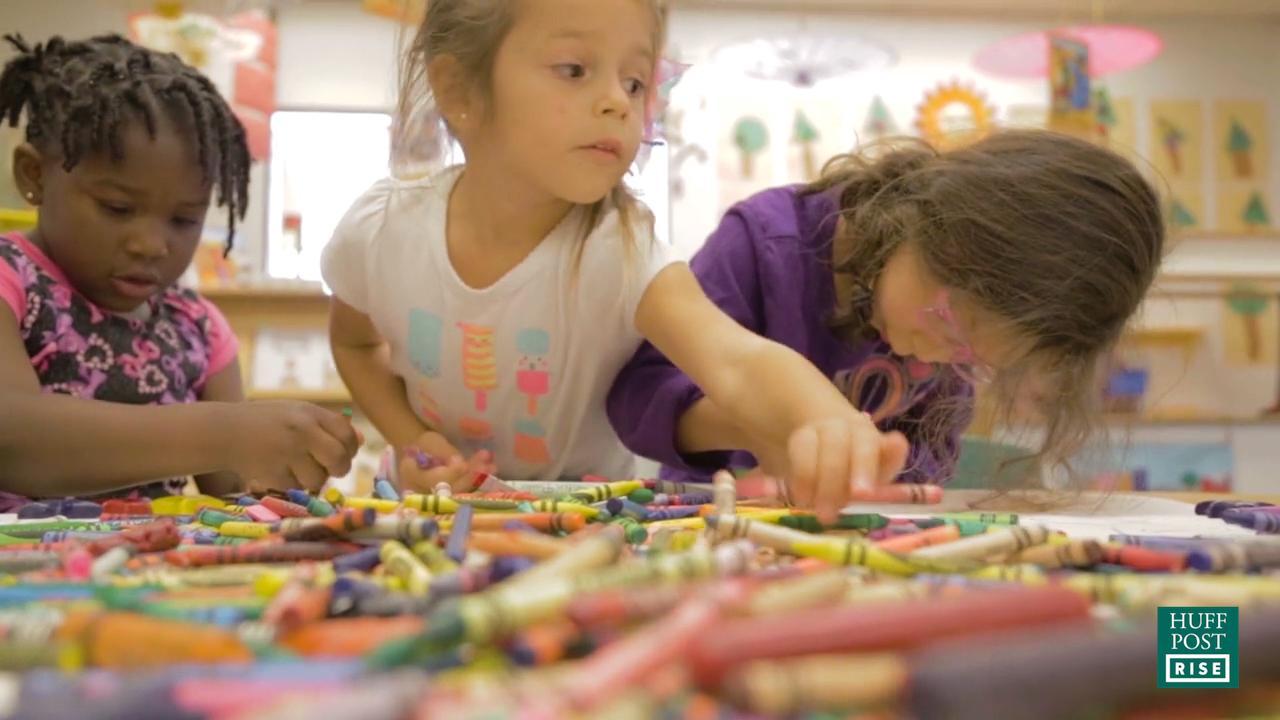 This Crayon Recycling Program Is Enhancing Arts Programs In Schools