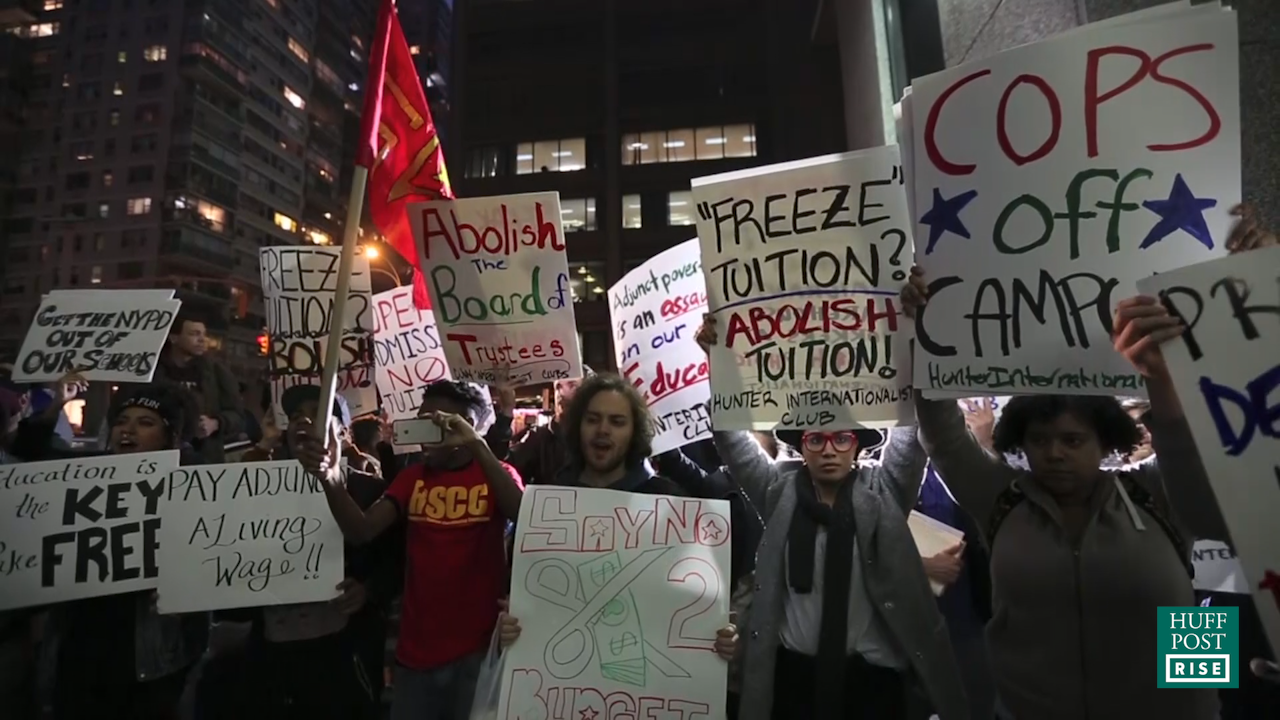 How The Political System Is Screwing Young People, According To This Advocacy Group