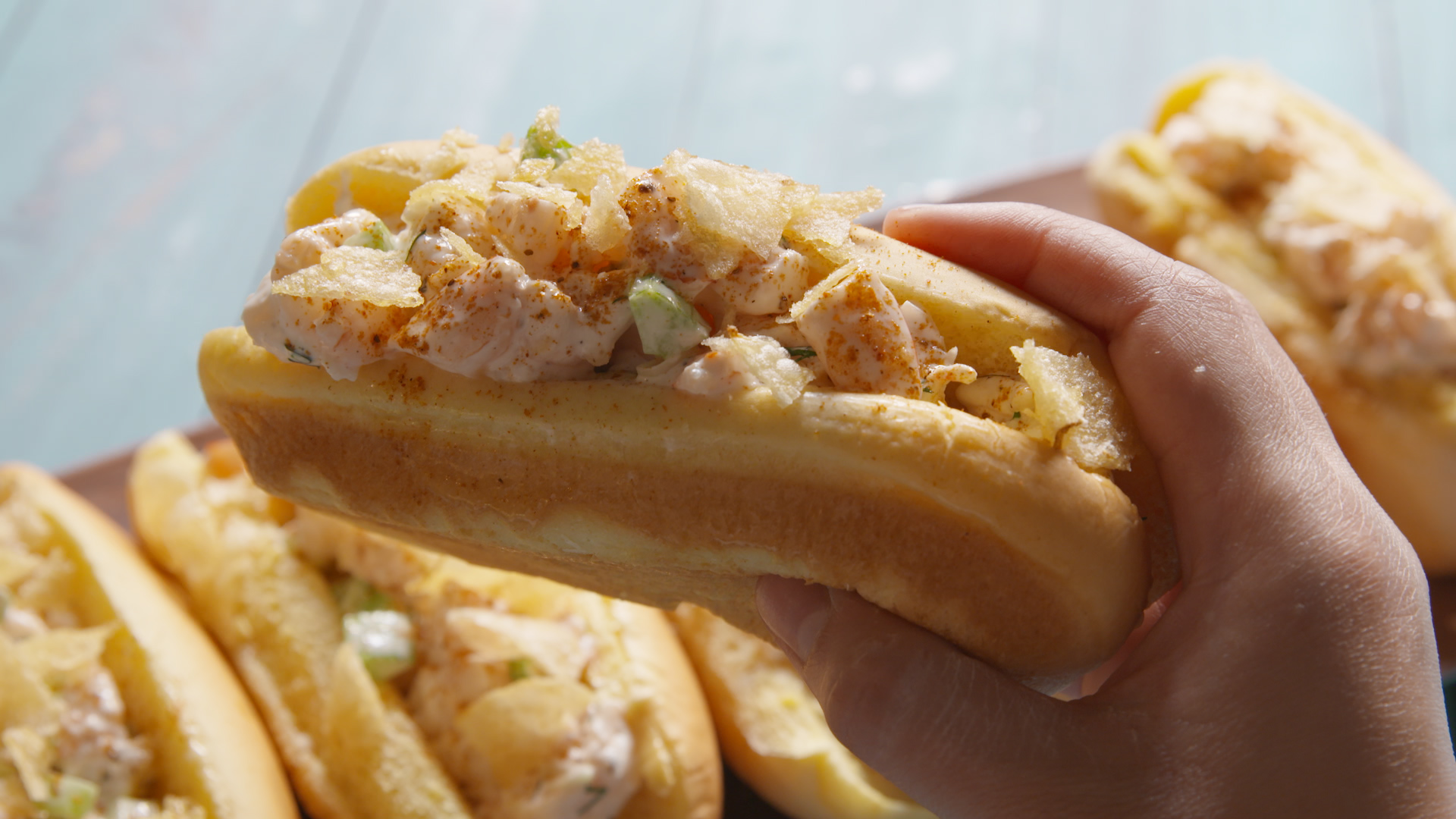 Lobster Roll Recipes That'll Satisfy All Your Summer Feels | HuffPost Life