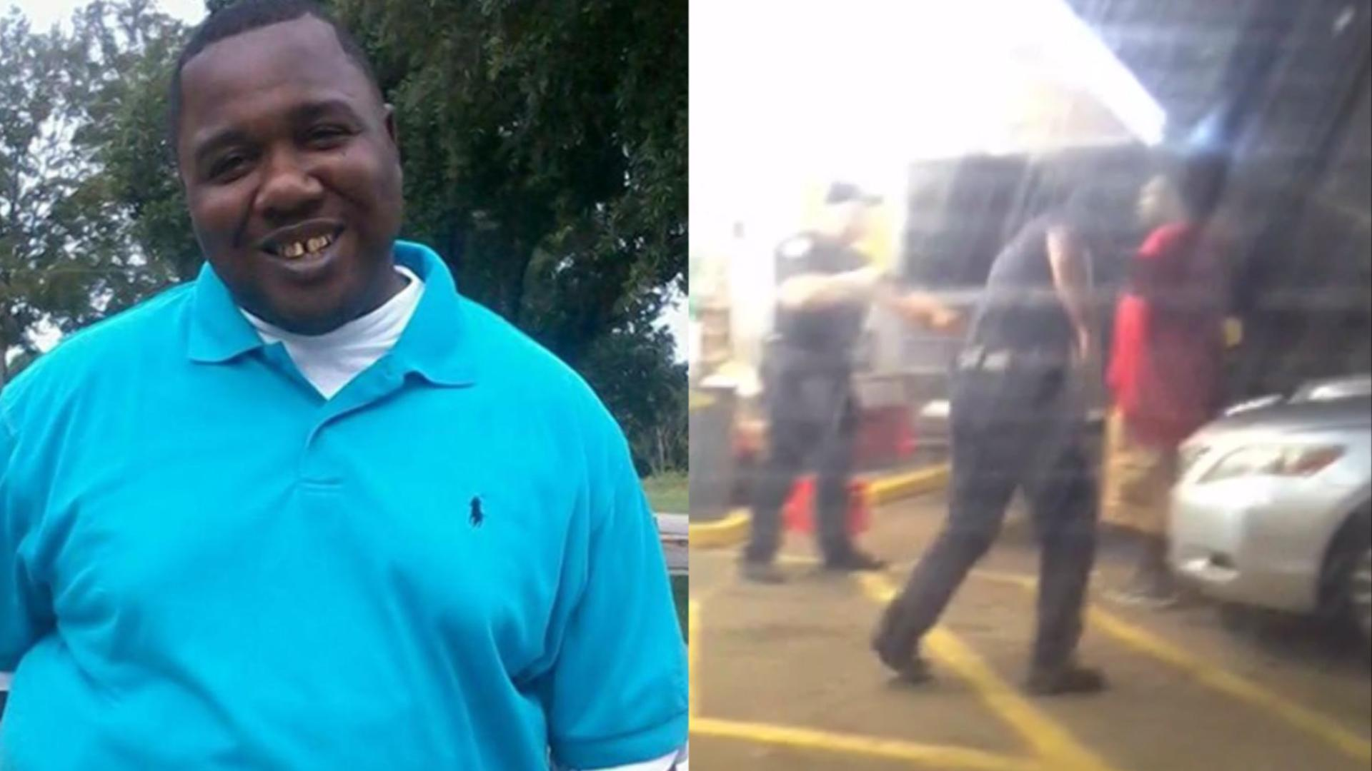 Graphic Video Shows Baton Rouge Police Shooting Alton Sterling