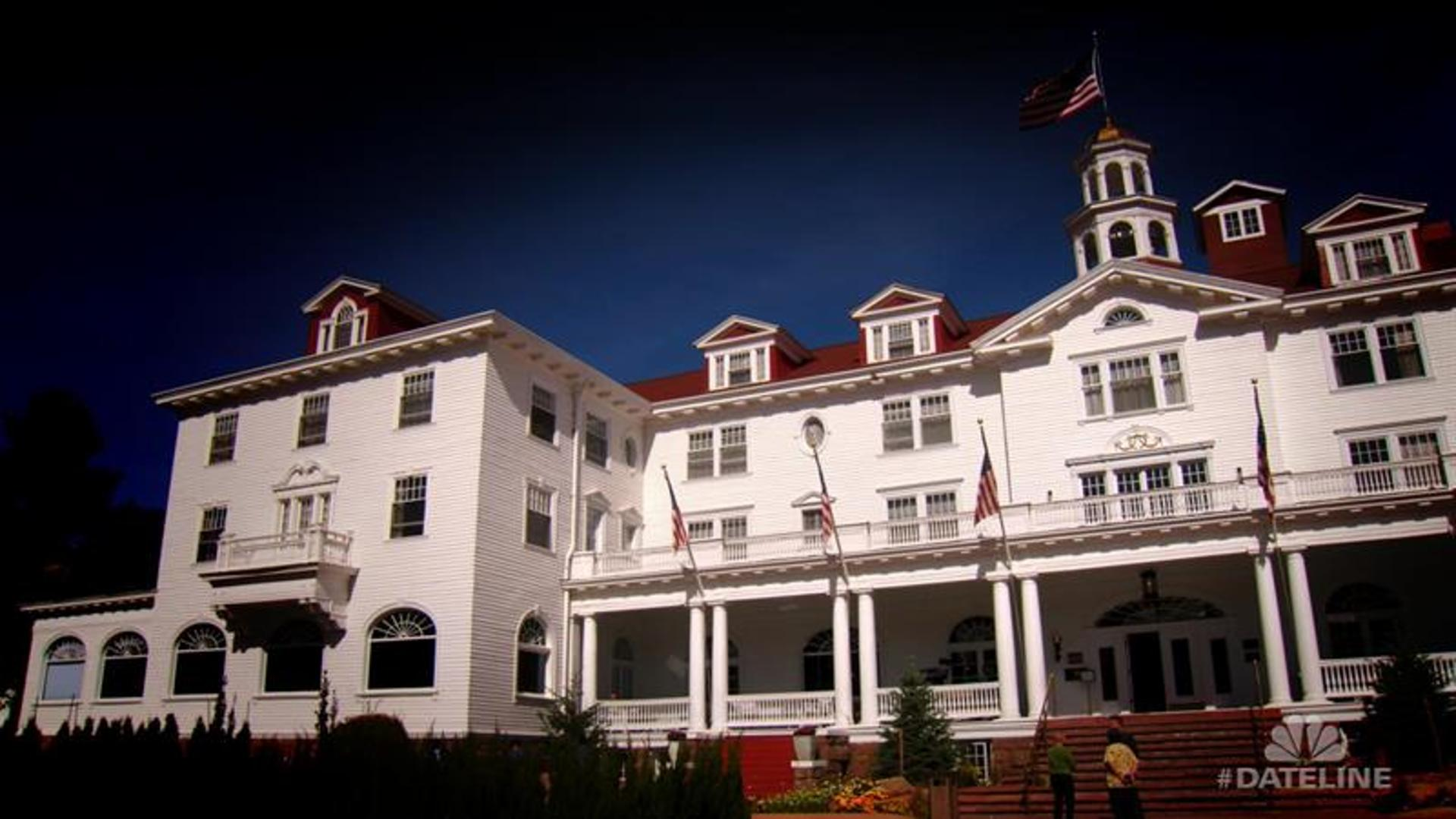 'Ghosts' Caught On Camera At Famed Stanley Hotel In Colorado