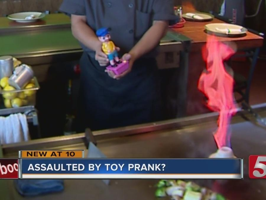Woman Claims 'Sexual-Style Assault' By Restaurant's Pee-Pee Doll