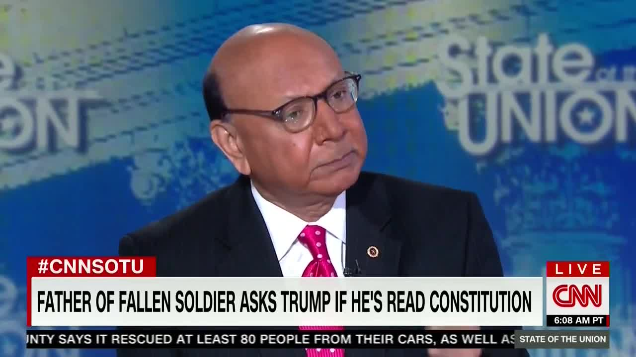 Ghazala Khan, Mother Of Slain War Hero, Responds To Donald Trump