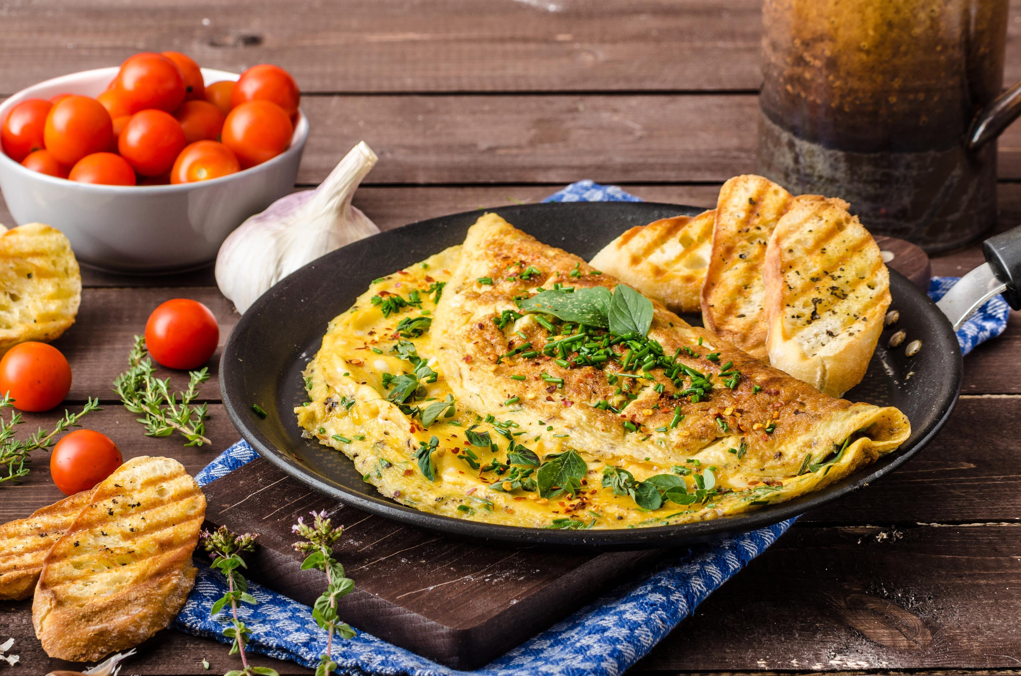 The Omelet Recipes You'll Want To Eat For Every Meal | HuffPost Life