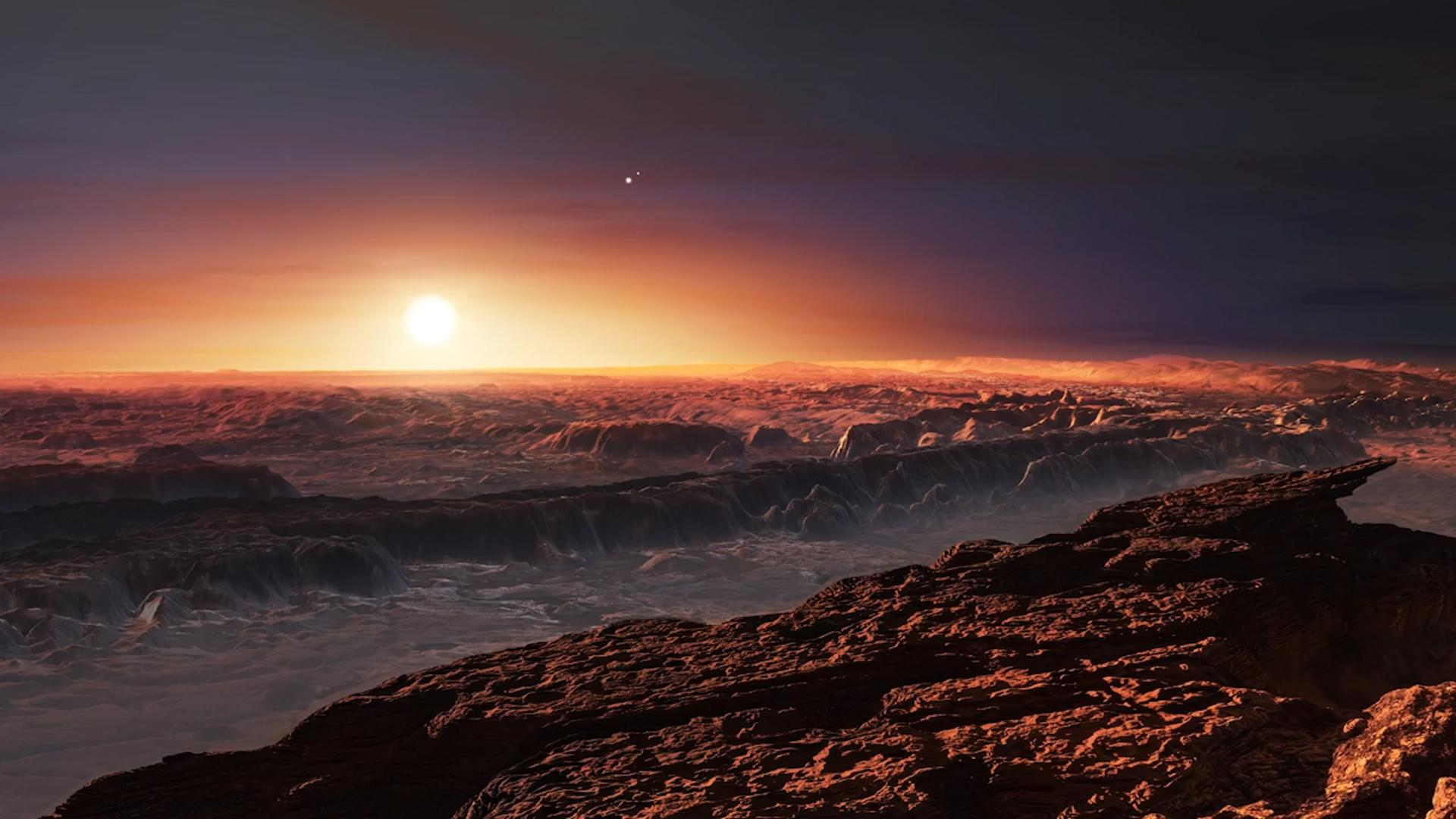 Proxima B: 'Second Earth' Just Four Light Years Away Could Be Habitable, According To Scientists