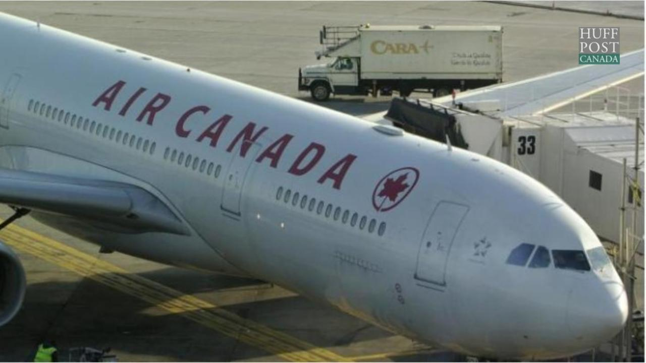 Air Canada Charged $200 To Passenger After His Mom Died