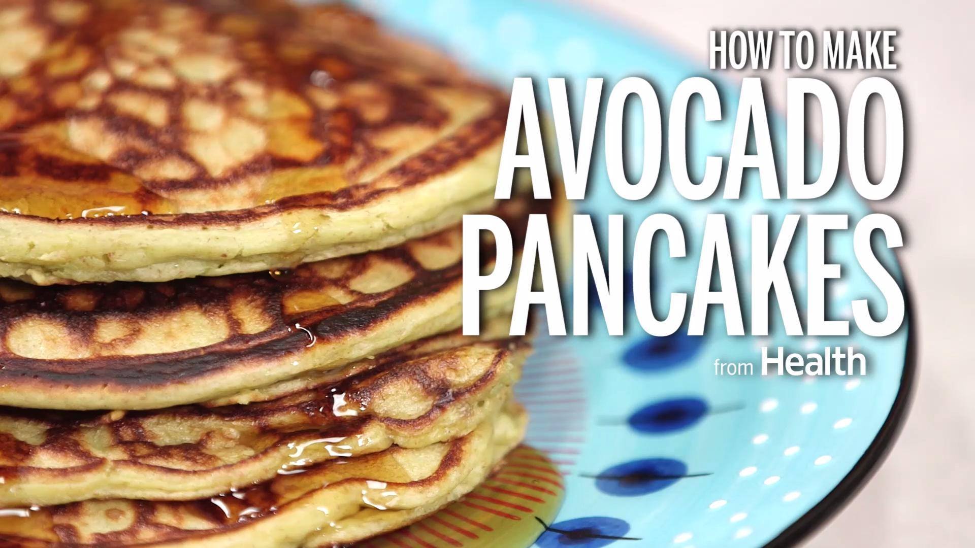 Avocado Pancakes Could Be The Next Avocado Toast | HuffPost Life