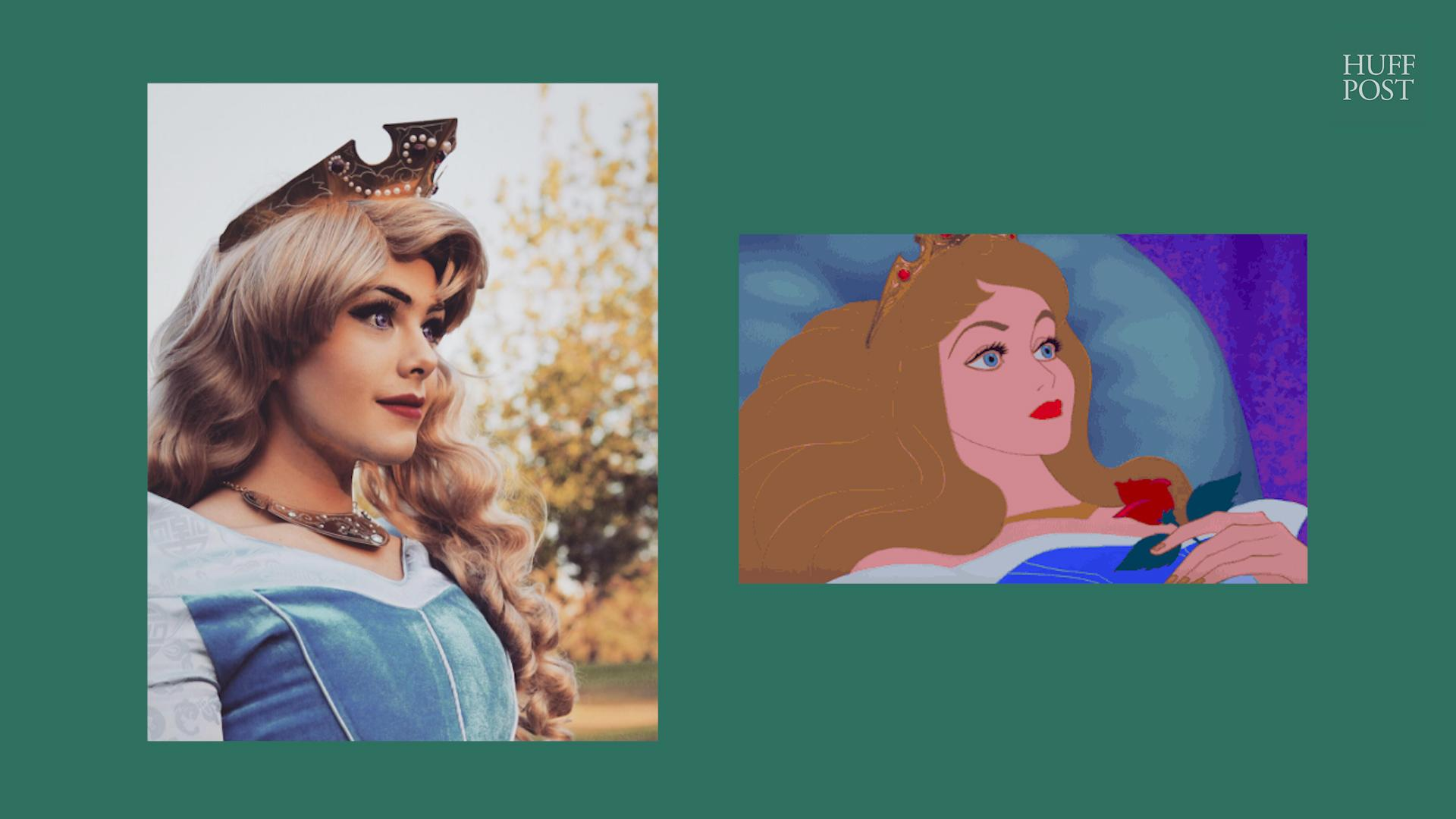 Makeup Artist's Disney Princess Cosplay Looks Are Mind-Blowingly Magical