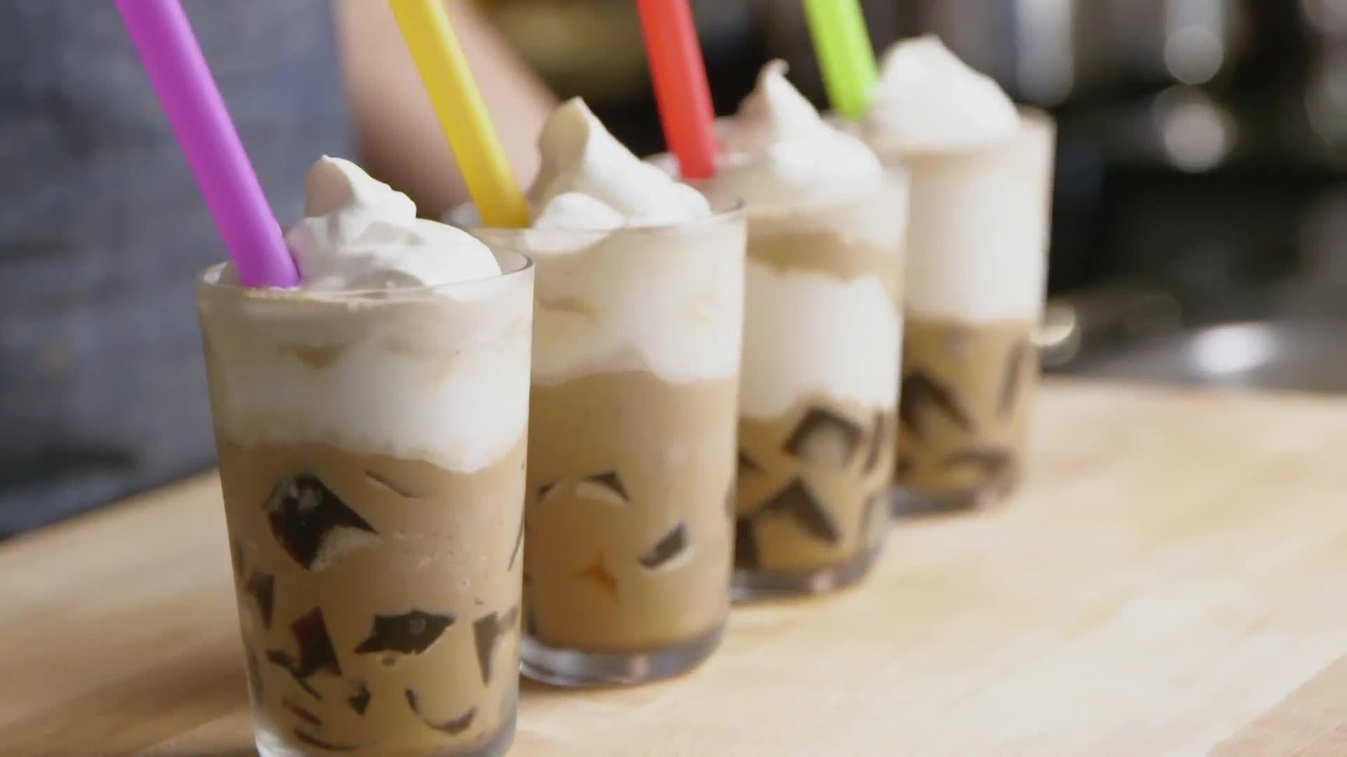 Coffee Jelly Is The Dessert That Just Won't Die | HuffPost Life