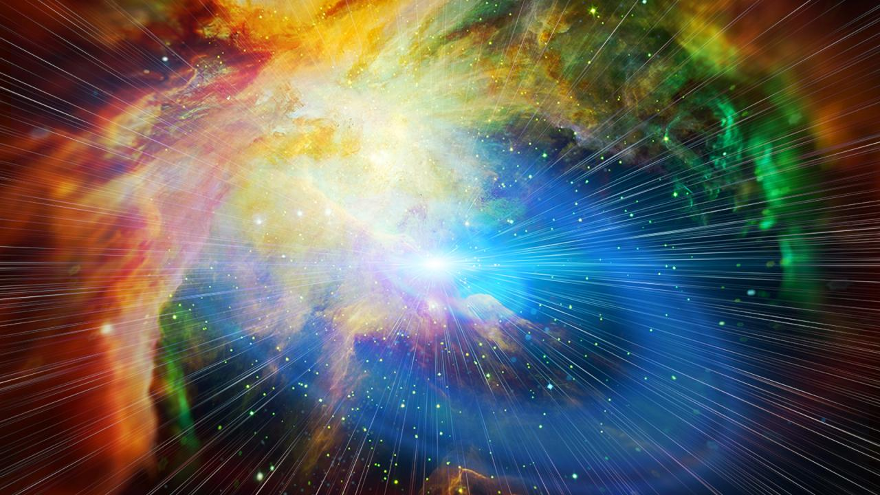 The Universe Could Be One Giant Alien Claims Scientist