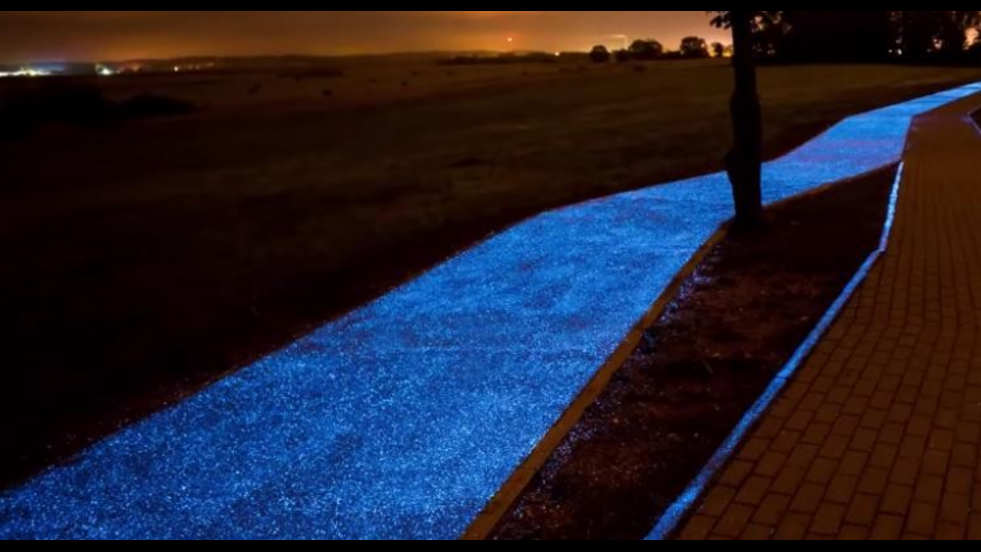 World's First Solar Panel Road Opens In France