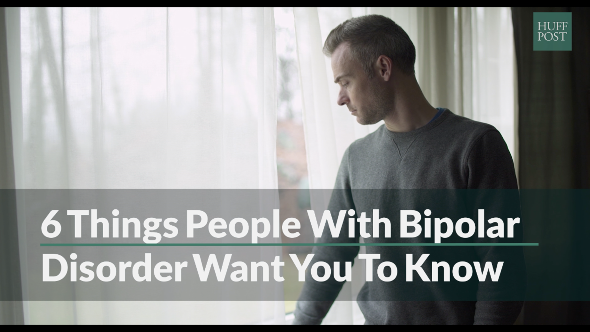6 Things People With Bipolar Disorder Want You To Know: 'I Am Not Jekyll And Hyde'