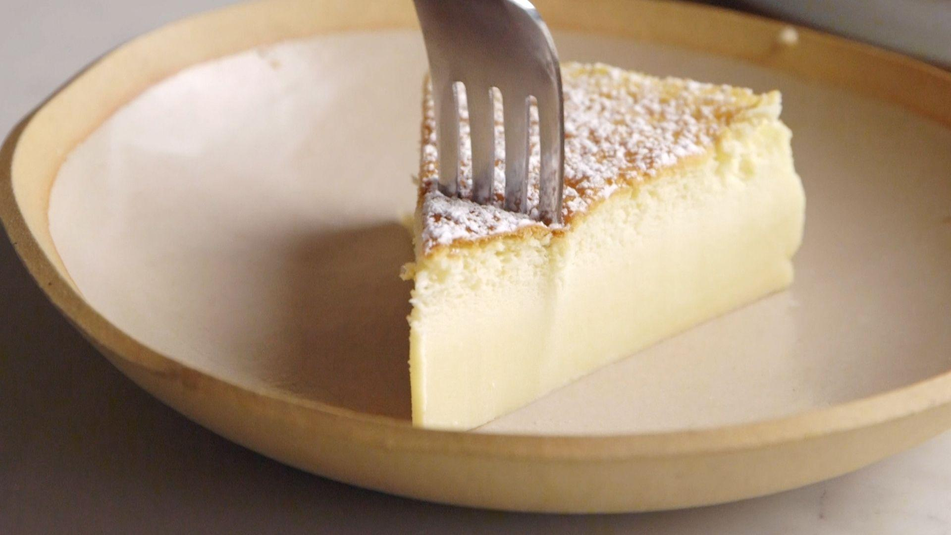 There's A Reason This Easy Cheesecake Recipe Is Going Viral