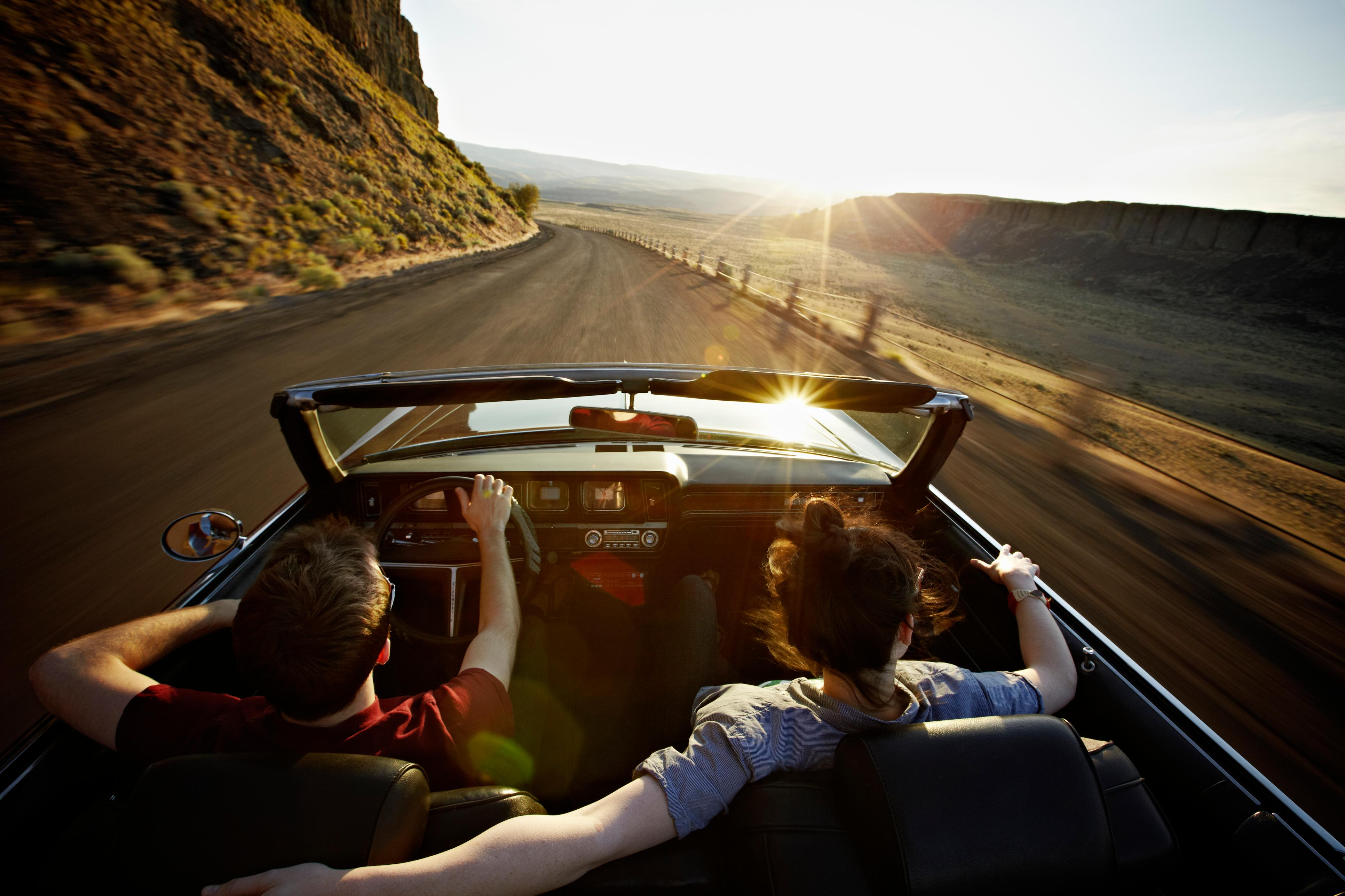 5 Great American Road Trips, Mapped From Start To Finish | HuffPost Life