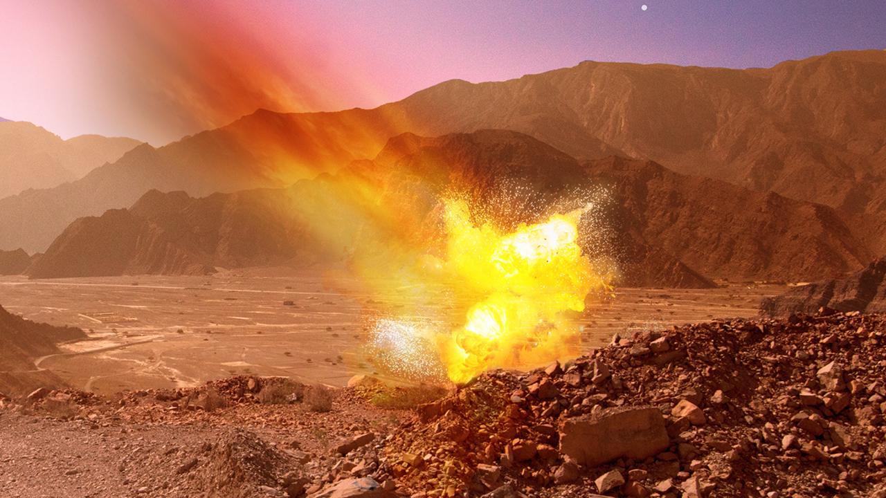 The Beagle 2 Mars Lander Didn't Crash Land After All