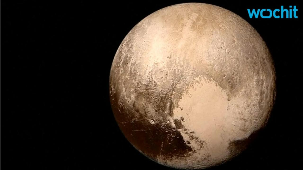 People Are Sharing This Stunning Photograph Of Pluto Which Made Science Fiction A Reality