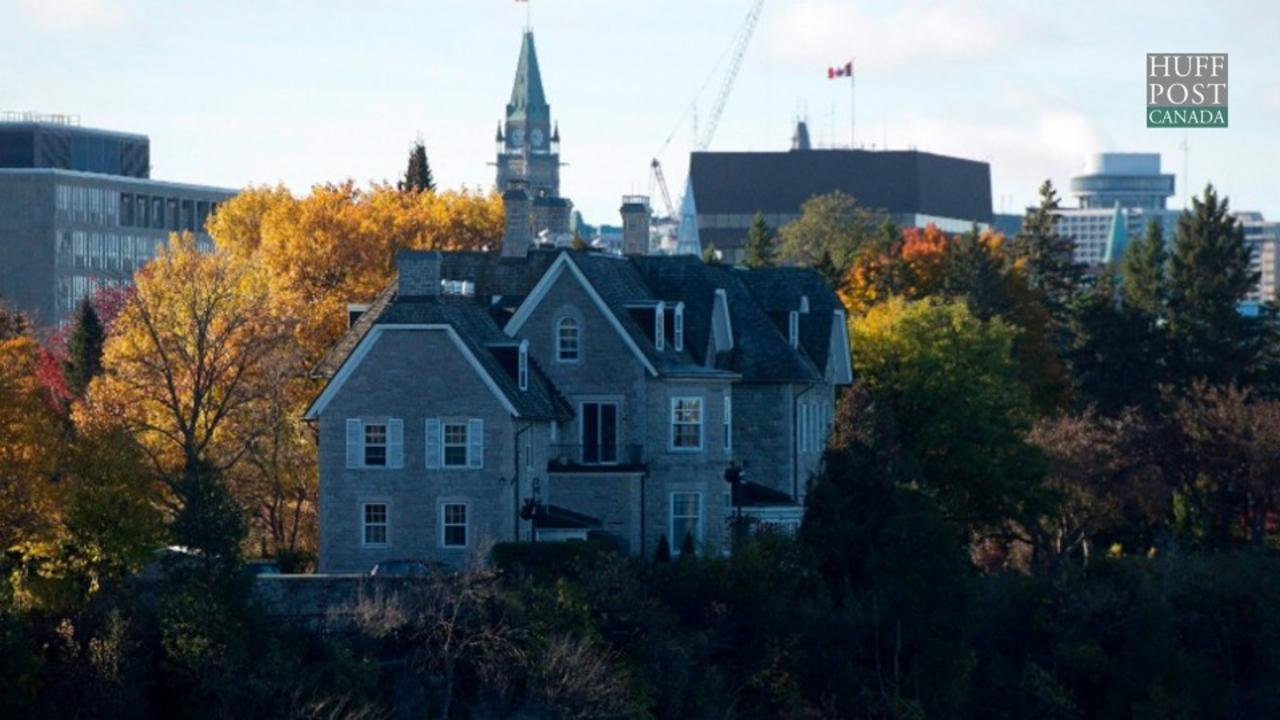 24 Sussex Drive Renovations Have Become A 'Debacle,' Conservatives Say
