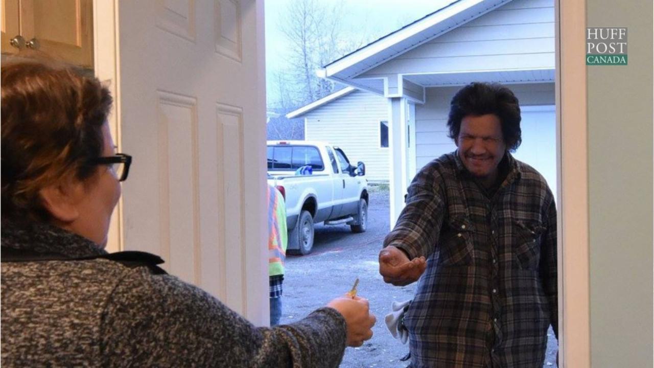 Nak'azdli Whut'en First Nation Fights Homelessness With Tiny Houses Program