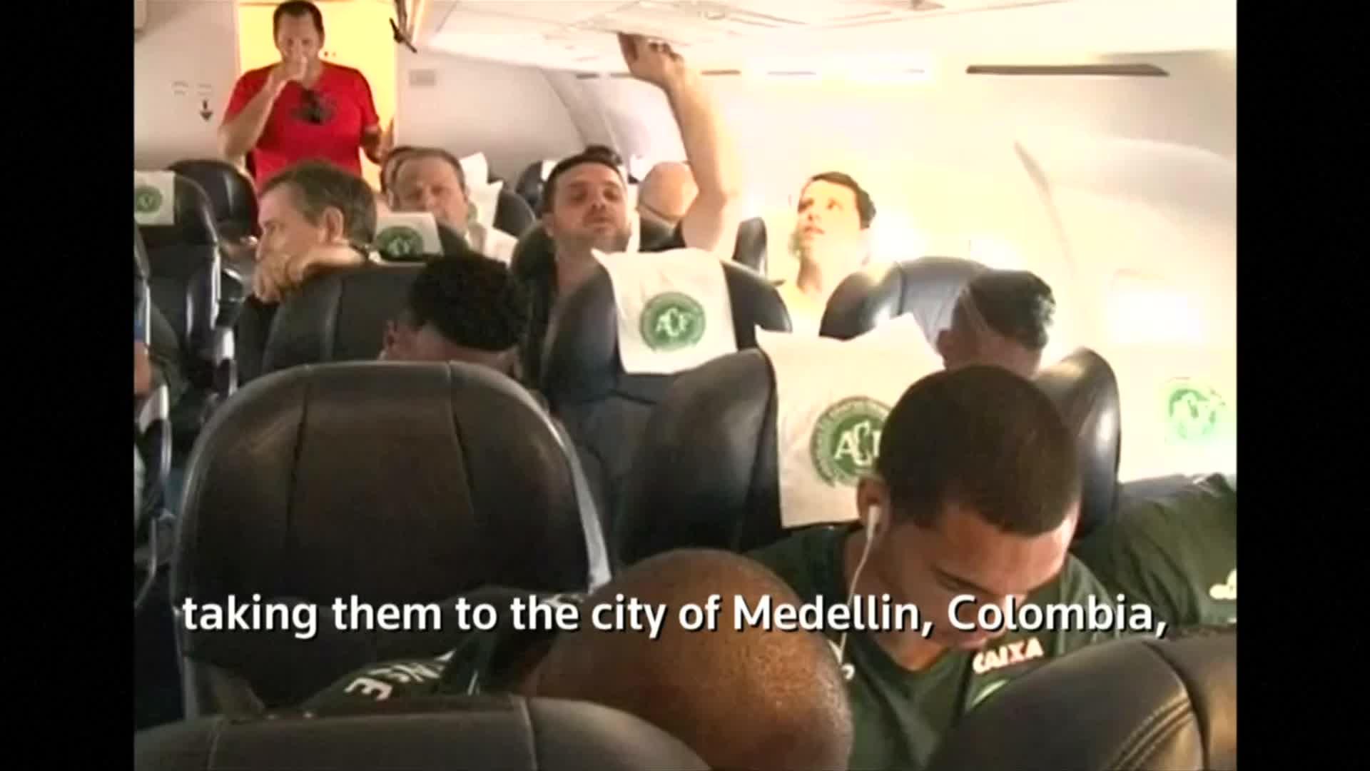 Chapecoense Plane Crash: Final Words Of Pilot