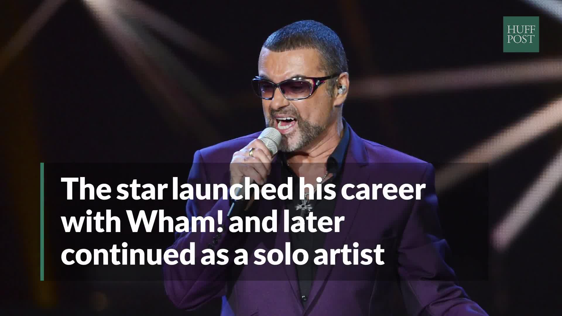 George Michael Dead: Pop Superstar Dies At Home Aged 53