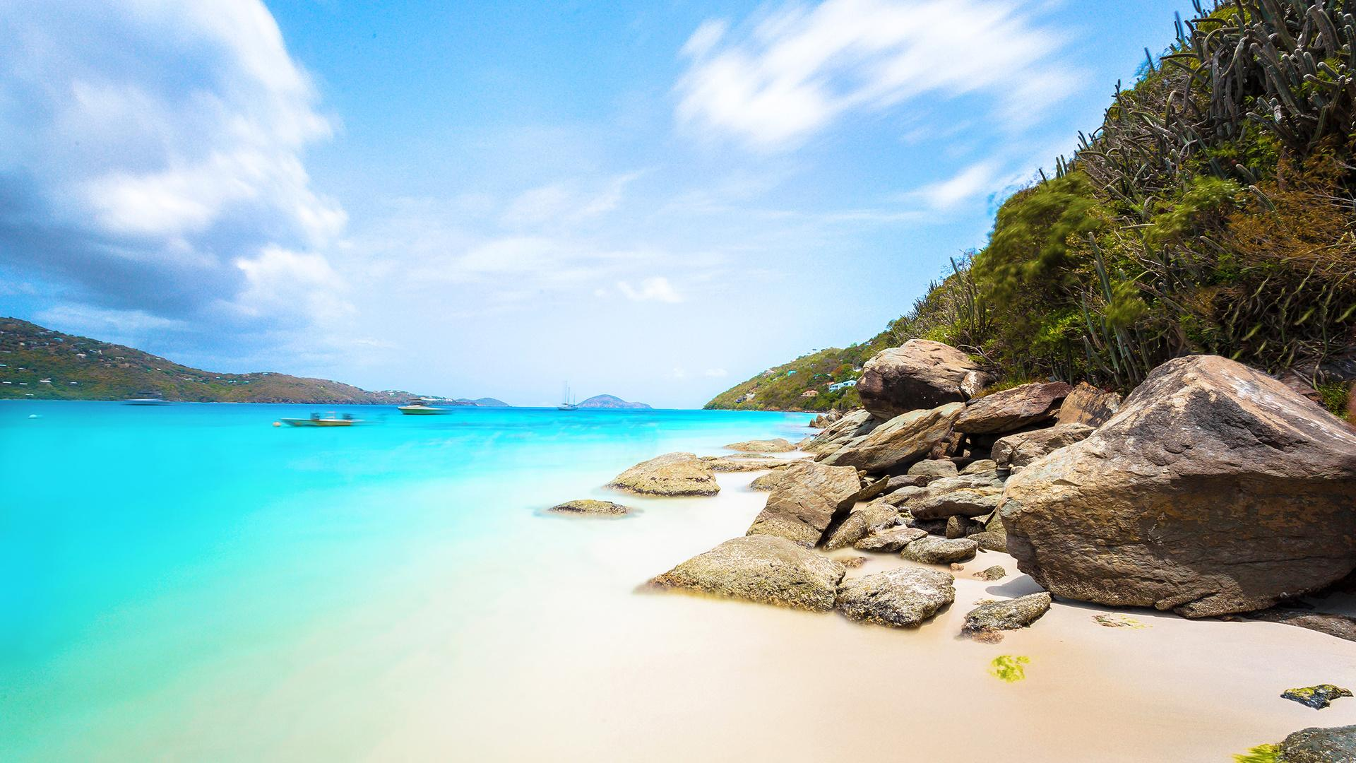 Stop Everything: The U.S. Virgin Islands Will PAY You To Visit This Year | HuffPost Life