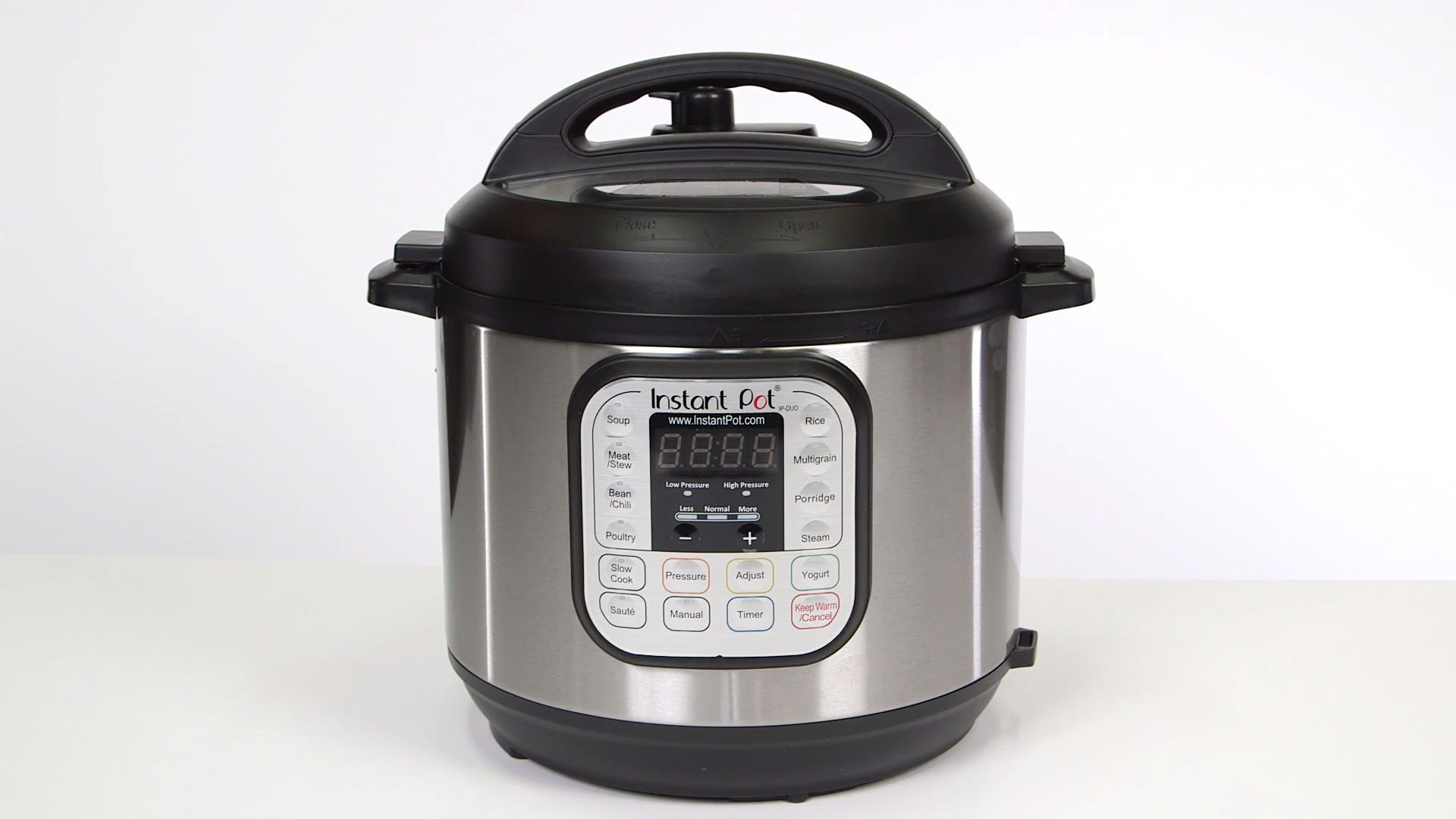 10 Recipes That Are Perfect For The Instant Pot | HuffPost Life