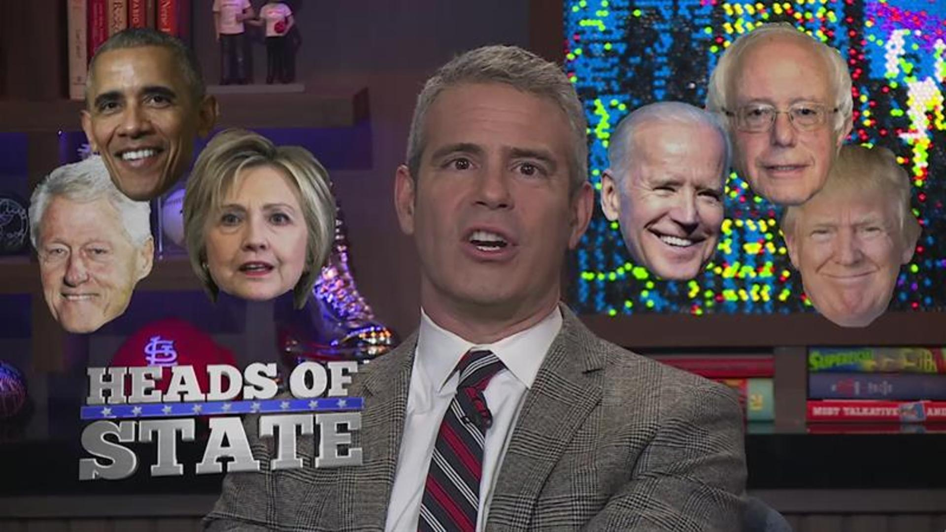 Andy Cohen has 'great' relationship with fellow late-night hosts: 'Everybody's buddies'
