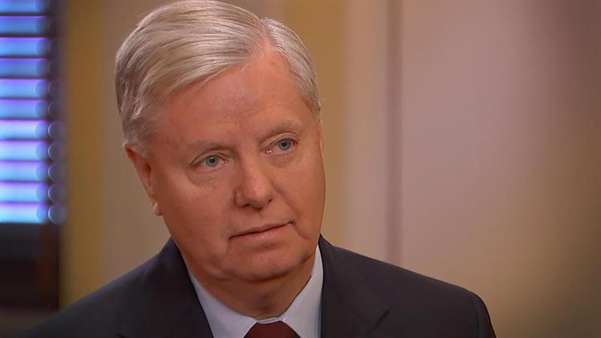 Lindsey Graham Chastises Republicans Happy About Hacking: 'You're Not A Patriot'