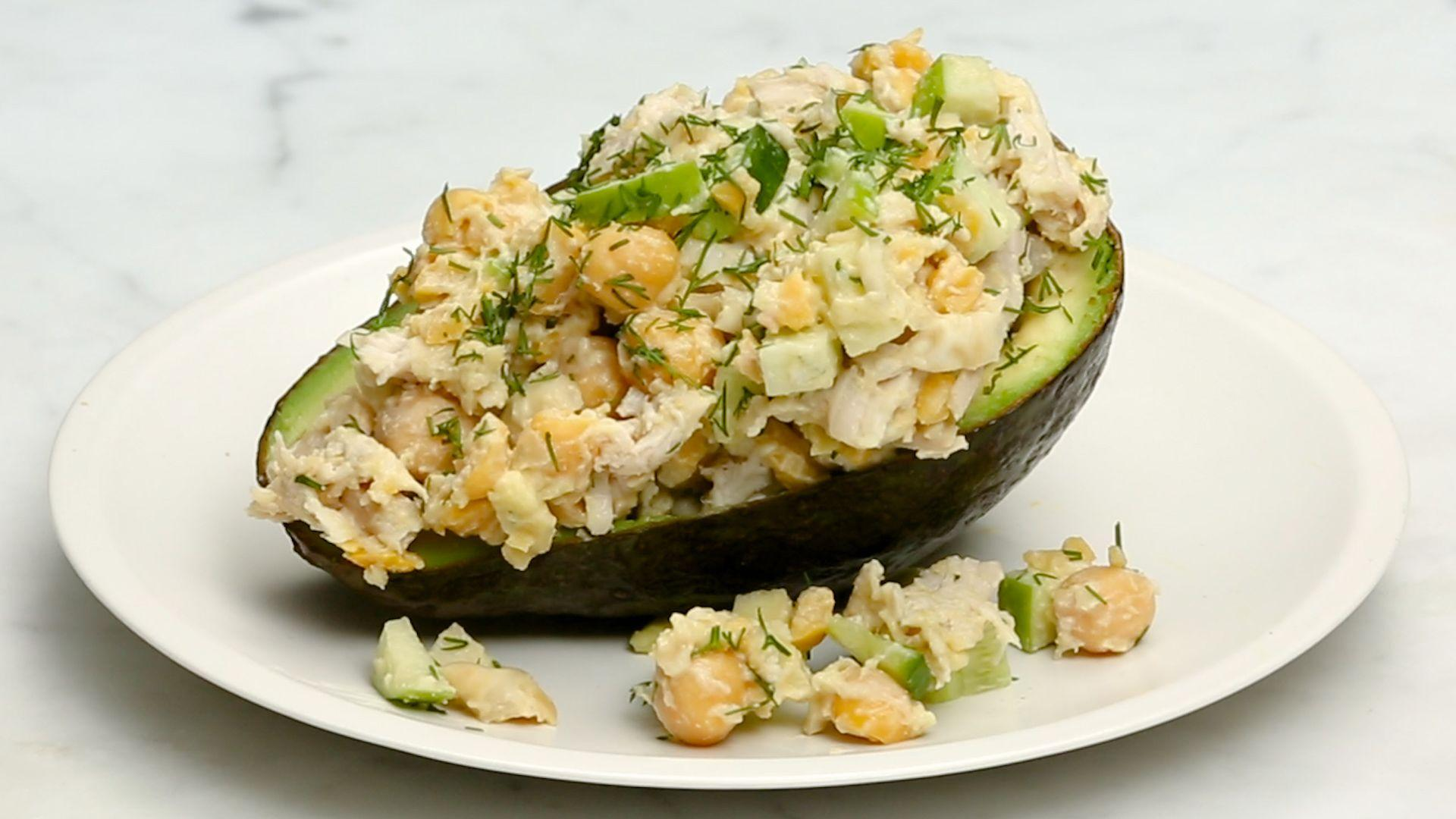 These Avocado Boats Are A Total Game Changer | HuffPost Life