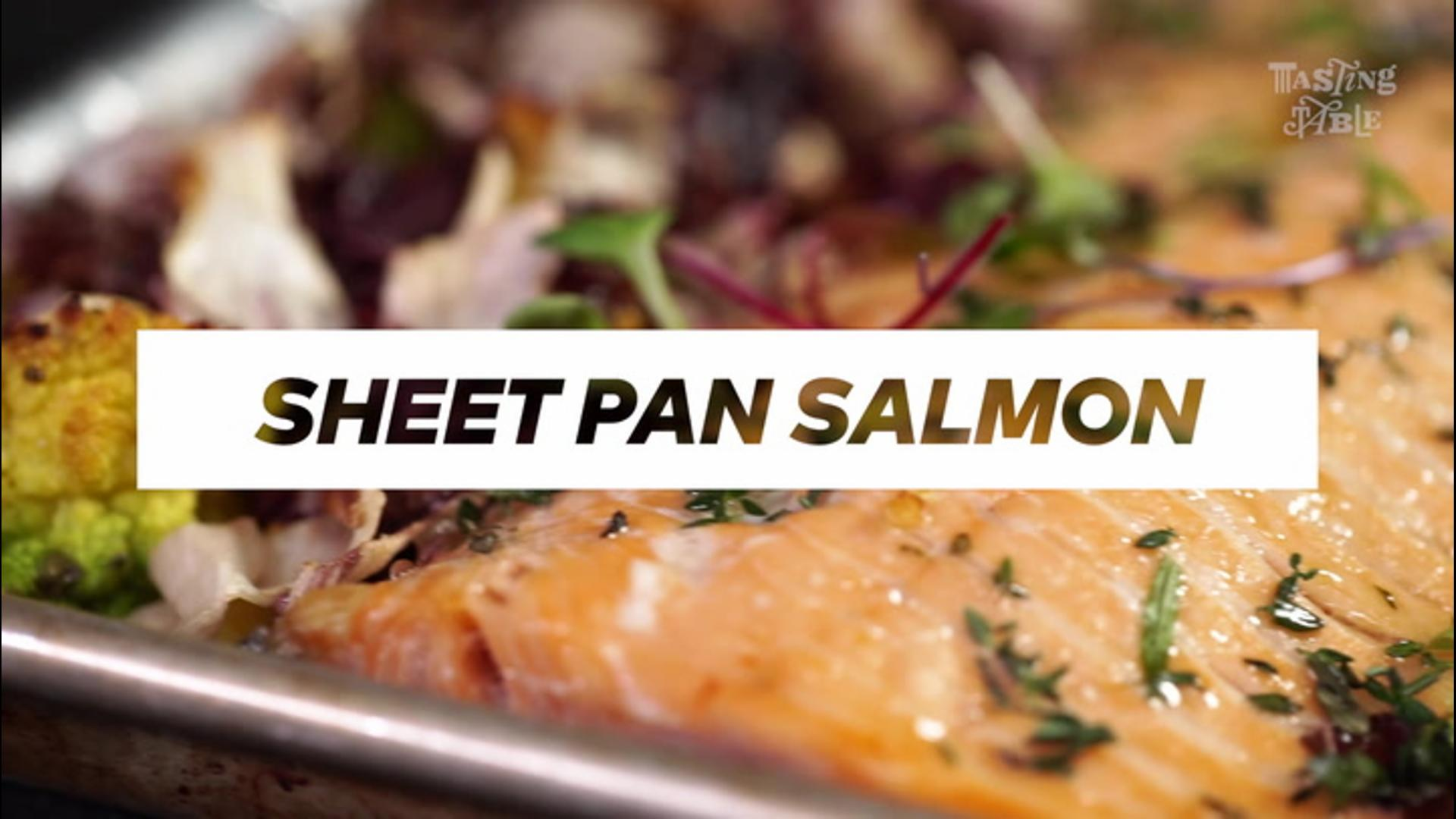 The Sheet Pan Dinners That Will Make Your Life Infinitely Easier | HuffPost Life