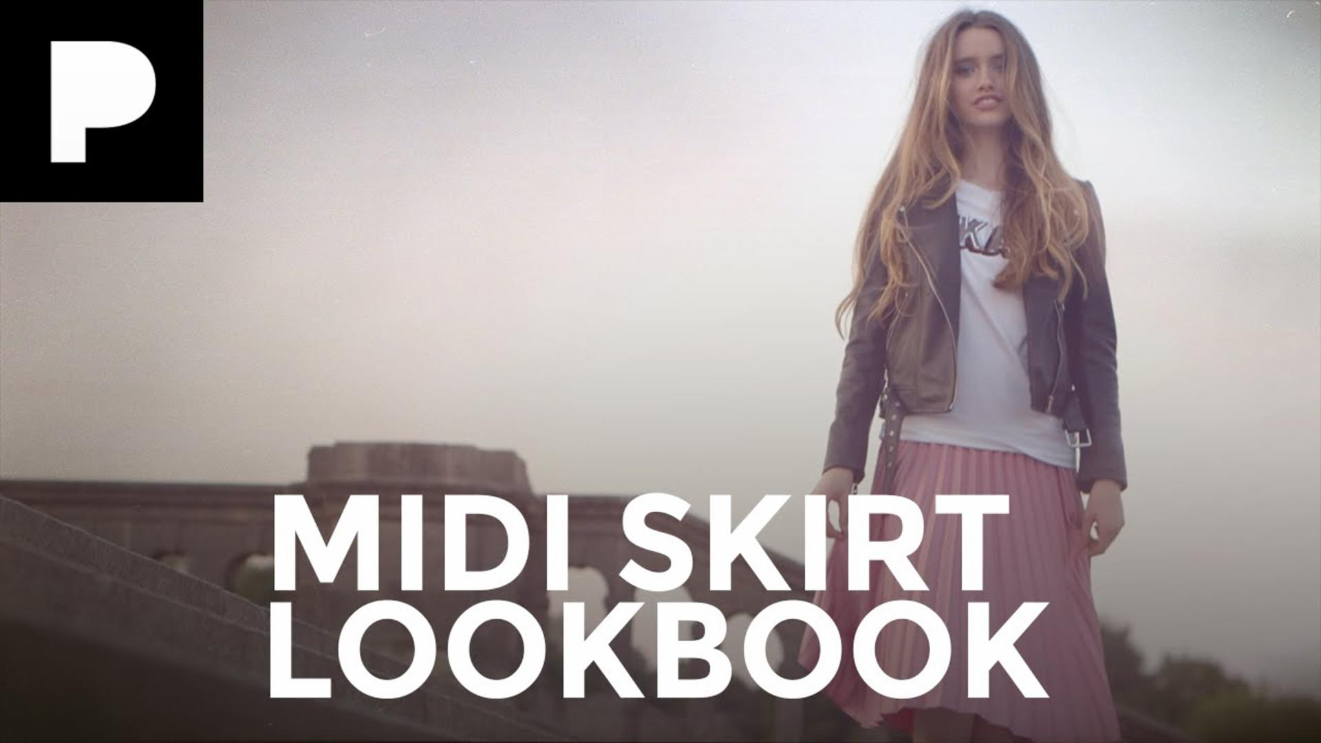 Satin Midi Skirts: The Difference Between Cheap And Expensive