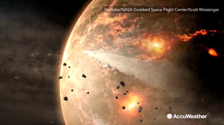 Incredible Video Shows Planets Orbiting A Star 129-Light Years Away