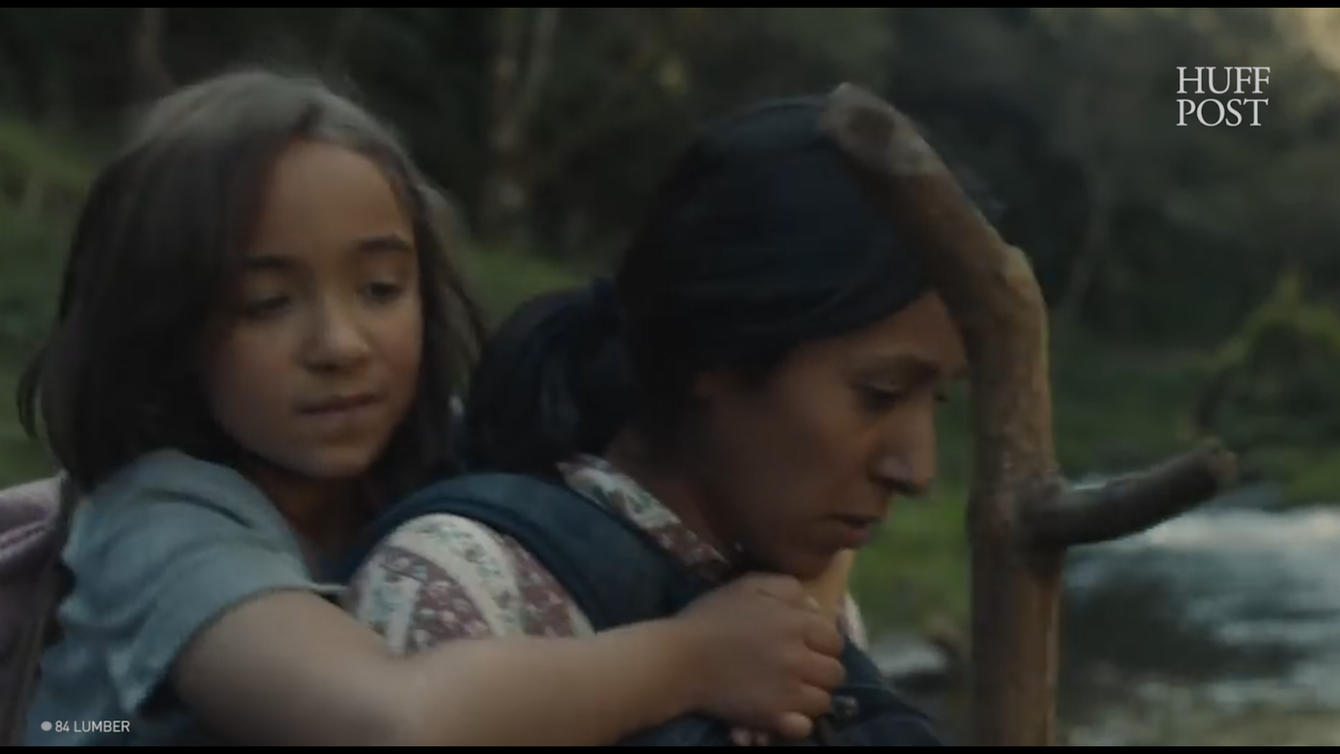 Here's The 'Controversial' Super Bowl Ad That Crashed 84 Lumber's Website
