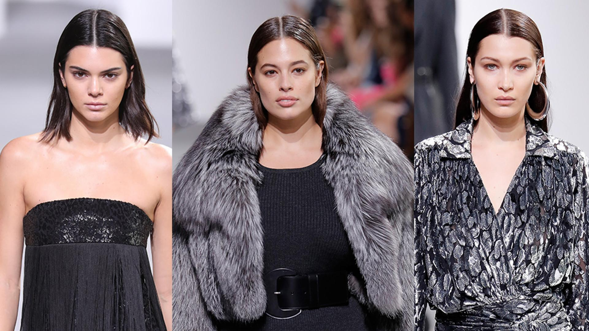 Michael Kors FINALLY Put A Plus-Size Model On The Runway
