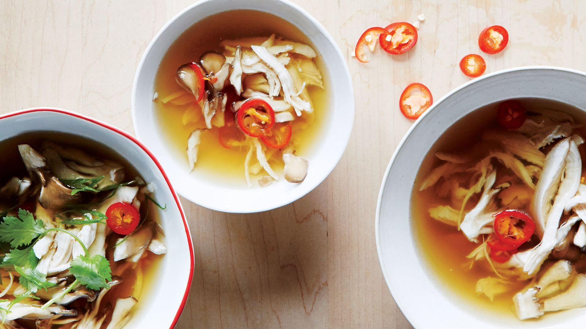What's For Dinner: Brothy Poached Chicken, The Quickest Meal | HuffPost Life