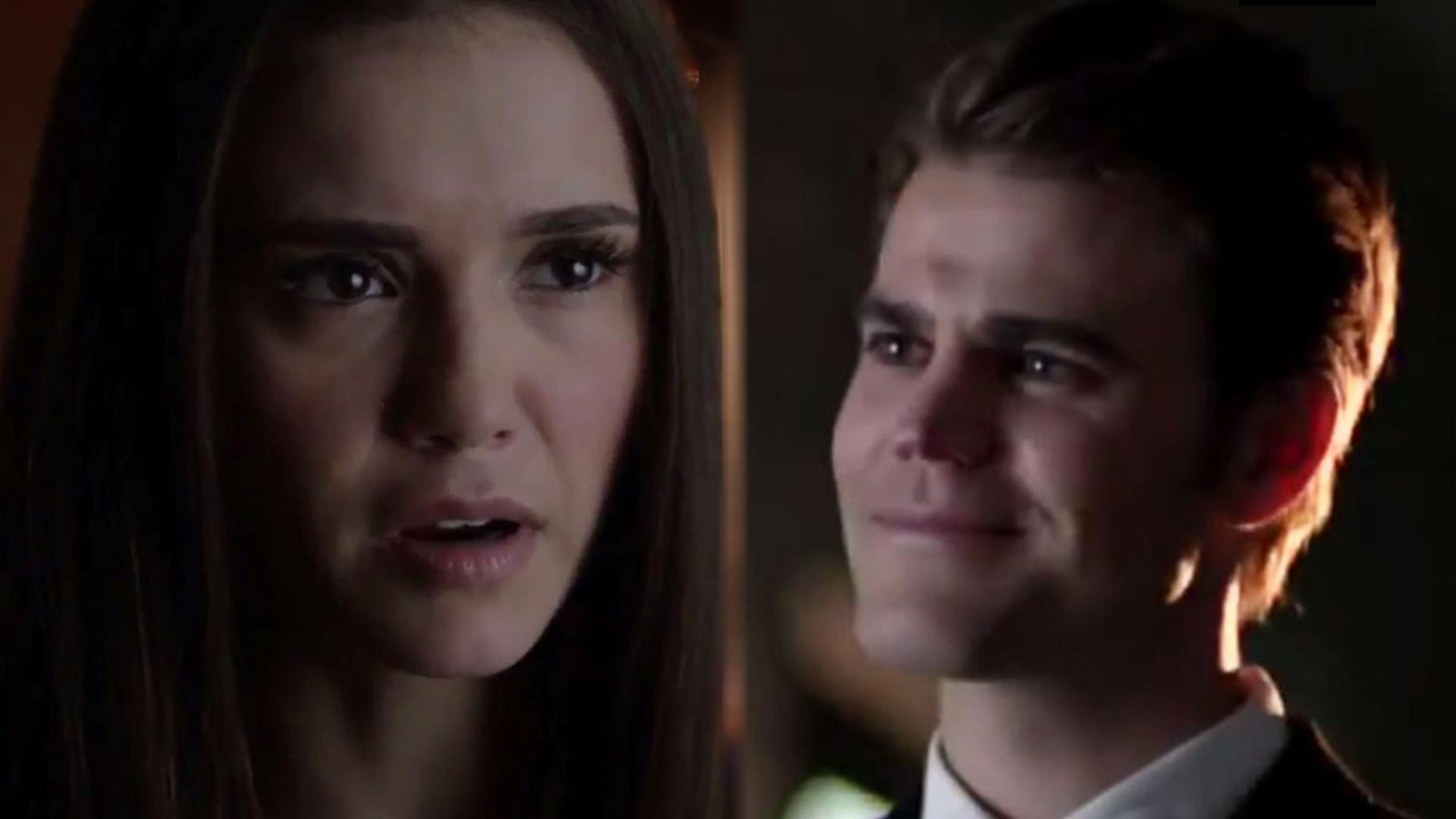 Elena And Damon Reunite At Last In 'The Vampire Diaries' Finale Teaser